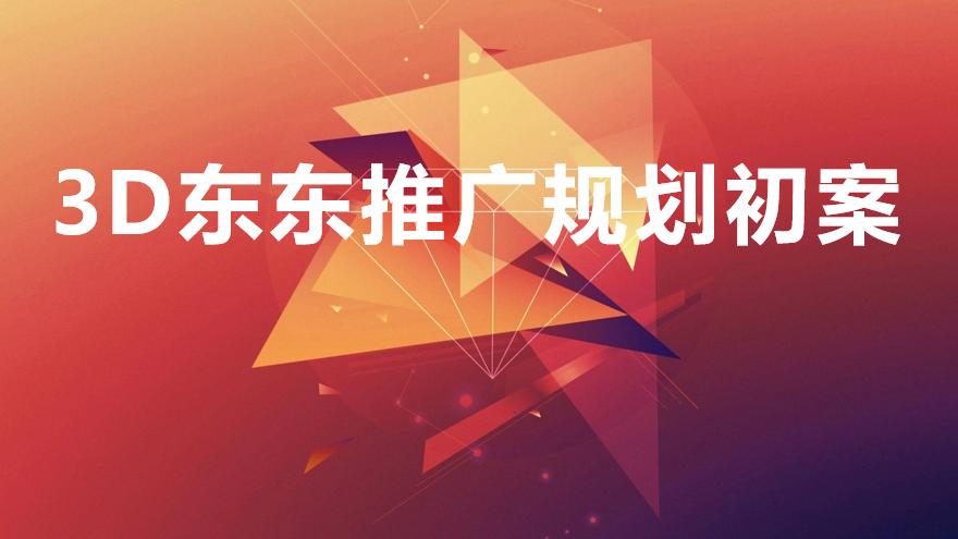 3D东东APP中国好声音推广规划